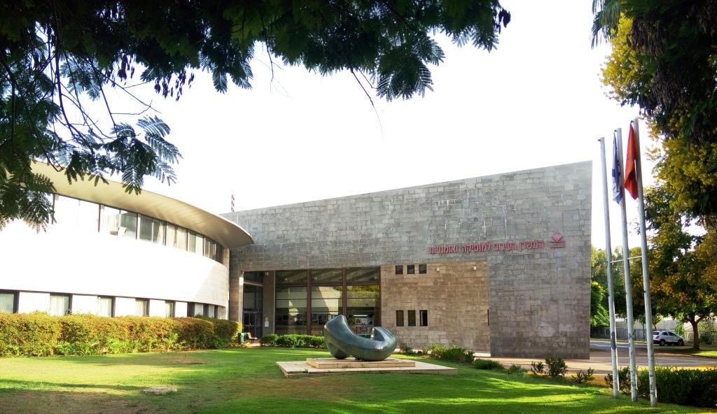 גן גדי גטס רעננה יולי 2017 המשכן לאומנויות