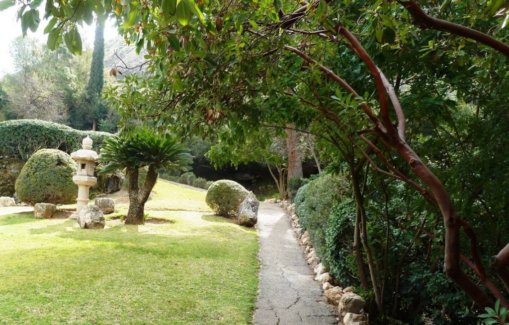 הגן היפני בחפציבה 7